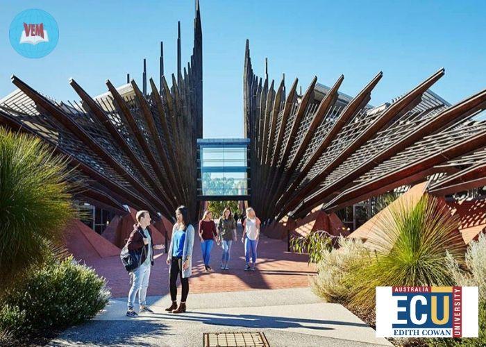 Trường Đại học ECU Úc liên kết cùng VEM