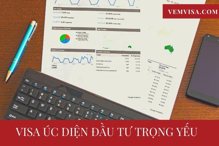 Visa 118C đầu tư trọng yếu