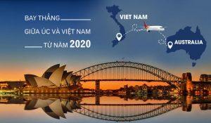 vietjet mở đường bay mới từ Việt Nam đến Úc