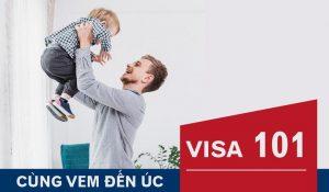 visa 101 úc