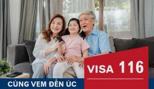 visa Úc 116