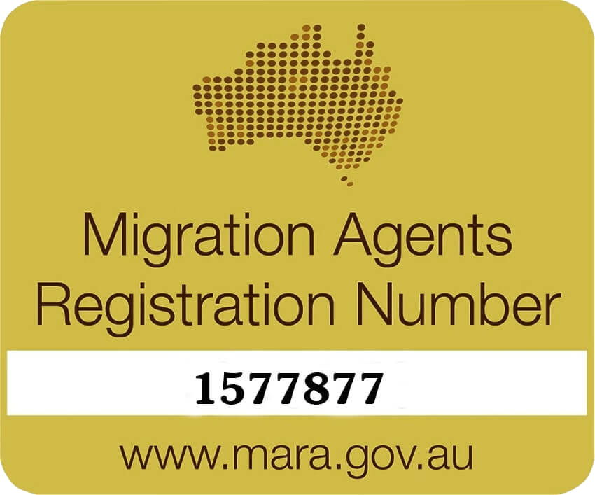 migration agents registration number