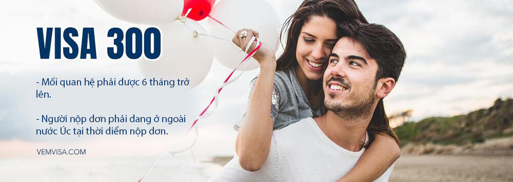 Visa 300 đính hôn