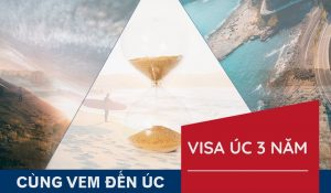 visa úc 3 năm
