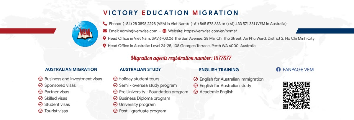 vem australia immigration agent